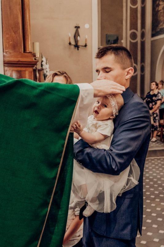 chrzest święty 50